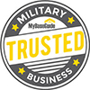 Military Trusted Logo